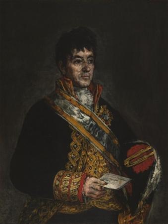 Podobizna Dona Miguela de Lardizábal