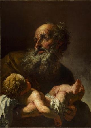Simeon s Ježíškem