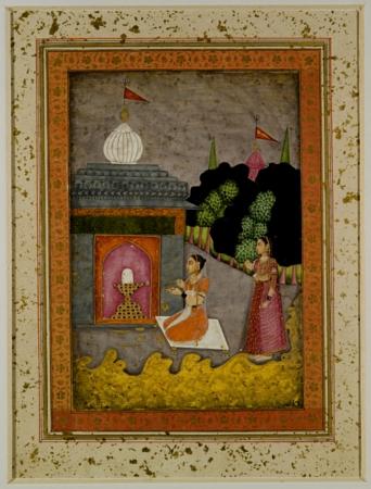 Bhairaví ráginí